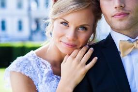 bröllopsfotograf bro hof slott