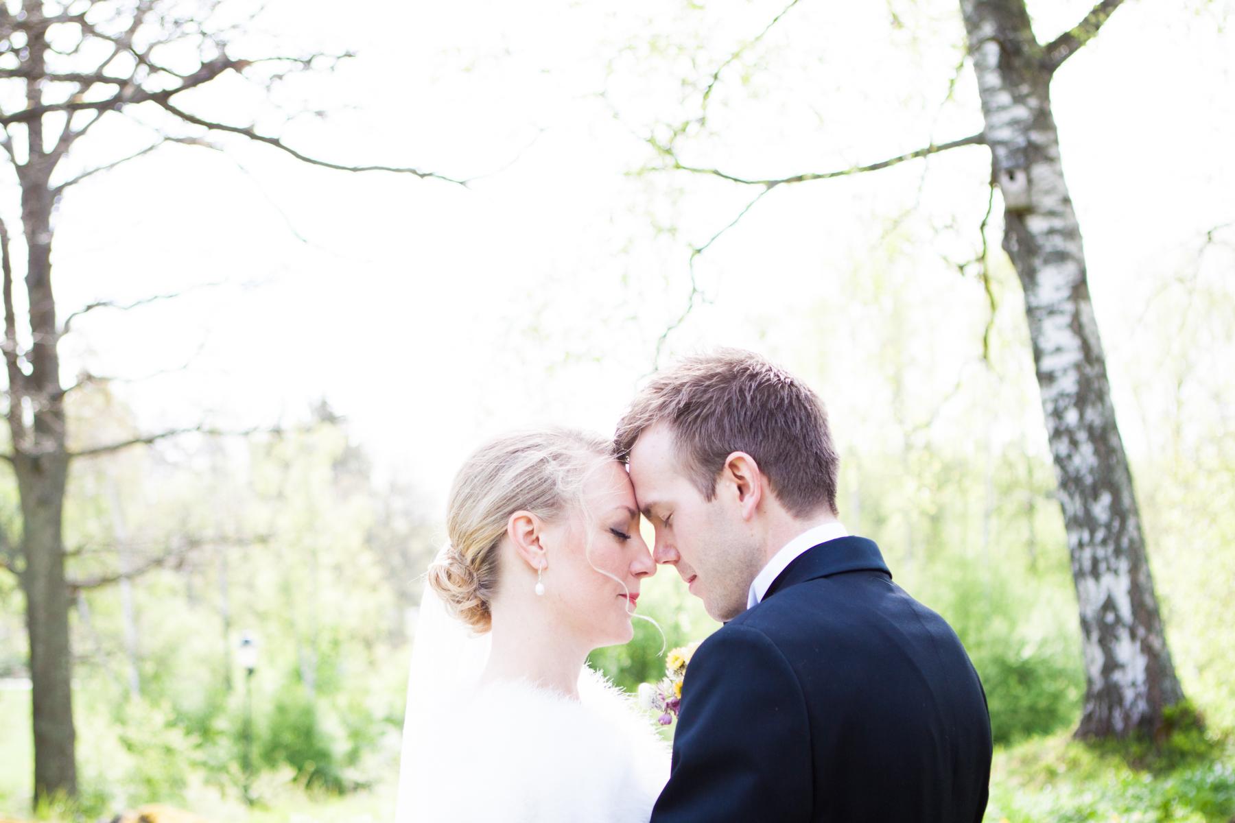 bröllopsfotograf balingsholm huddinge