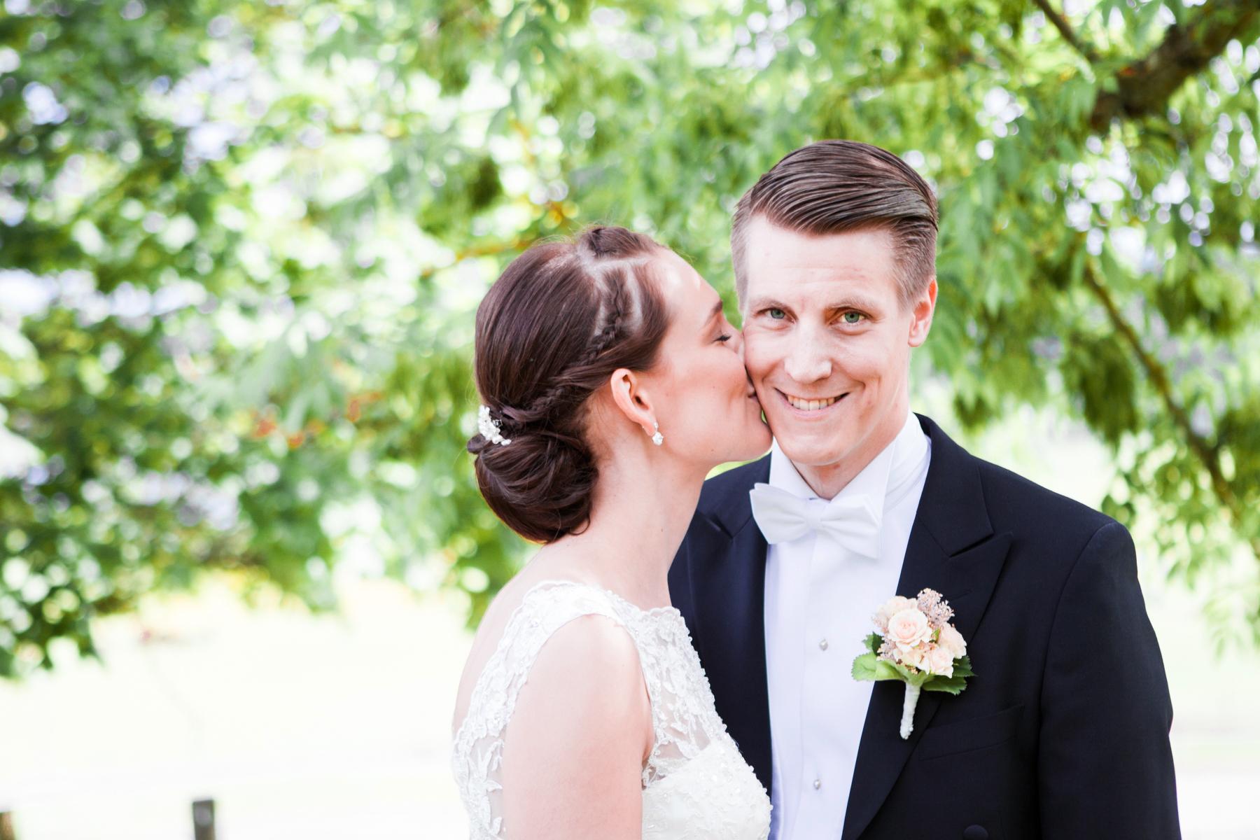 <span>Wedding Photographer</span>Krägga Herrgård