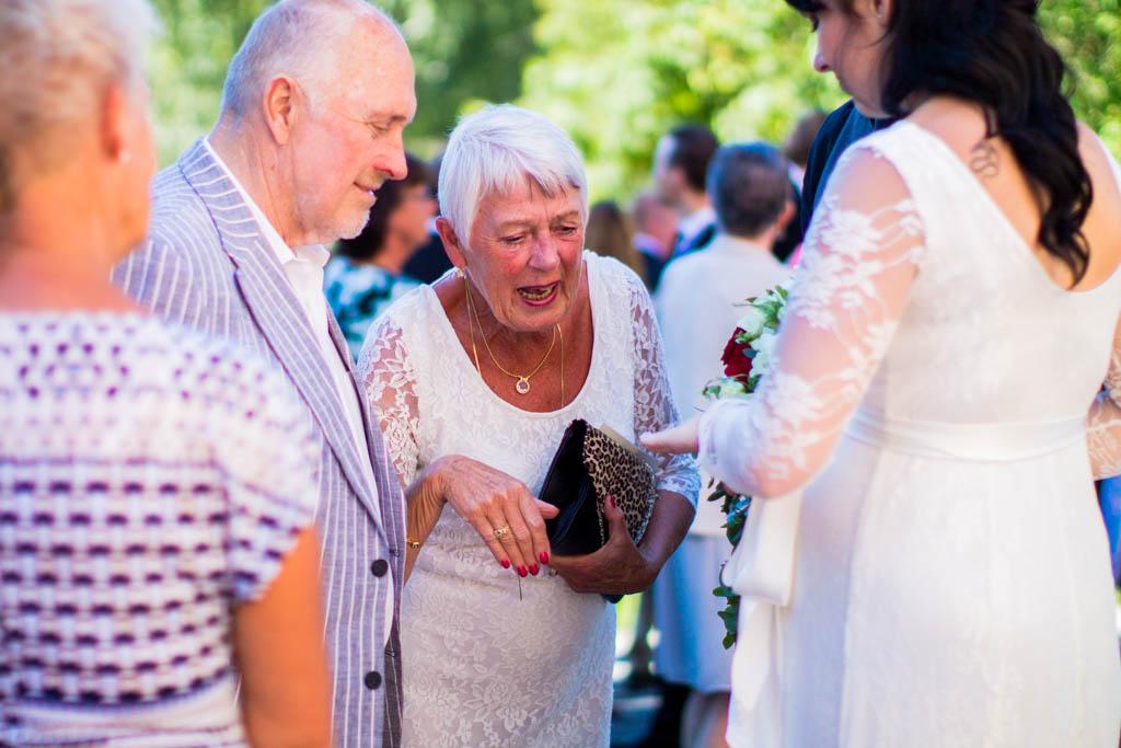 Bröllopsfotograf Ulriksdal Slott
