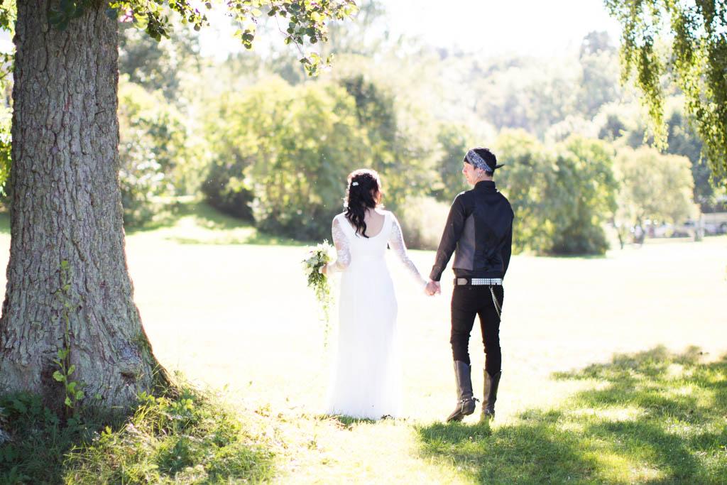 <span>Bröllopsfotograf Ekerö</span>Ulriksdals Slott