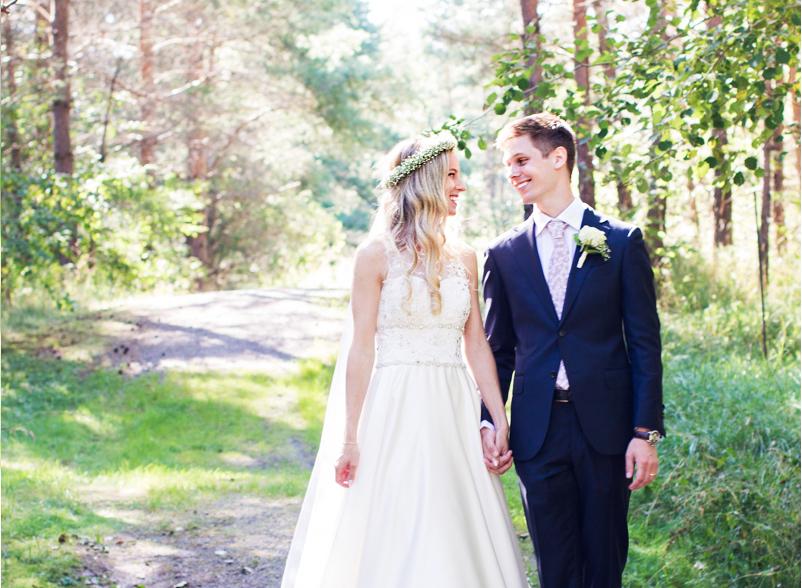 <span>Bröllopsfotograf Nynäshamn</span>Täby