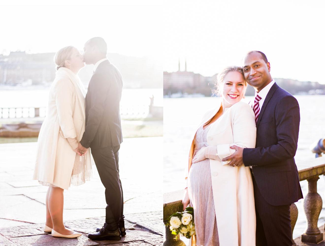 Bröllopsfotograf Stockholms Stadshus