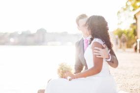 Bröllopsfotograf Skeppsholmen
