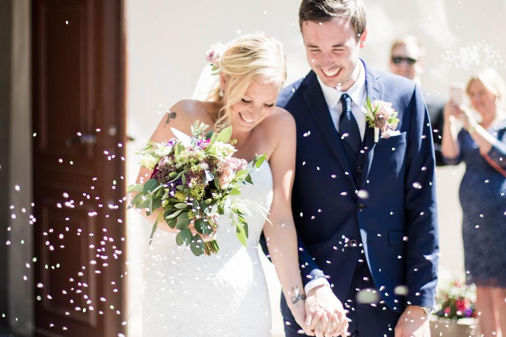 <span>Bröllopsfotograf Stadshuset</span>Stjärnkocken Jonas Lagerströms bröllop på Ekerö