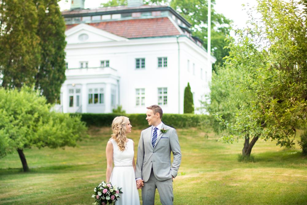 <span>Bröllopsfotograf Stockholm</span>Bergendahls Slott – Ville & Åsa